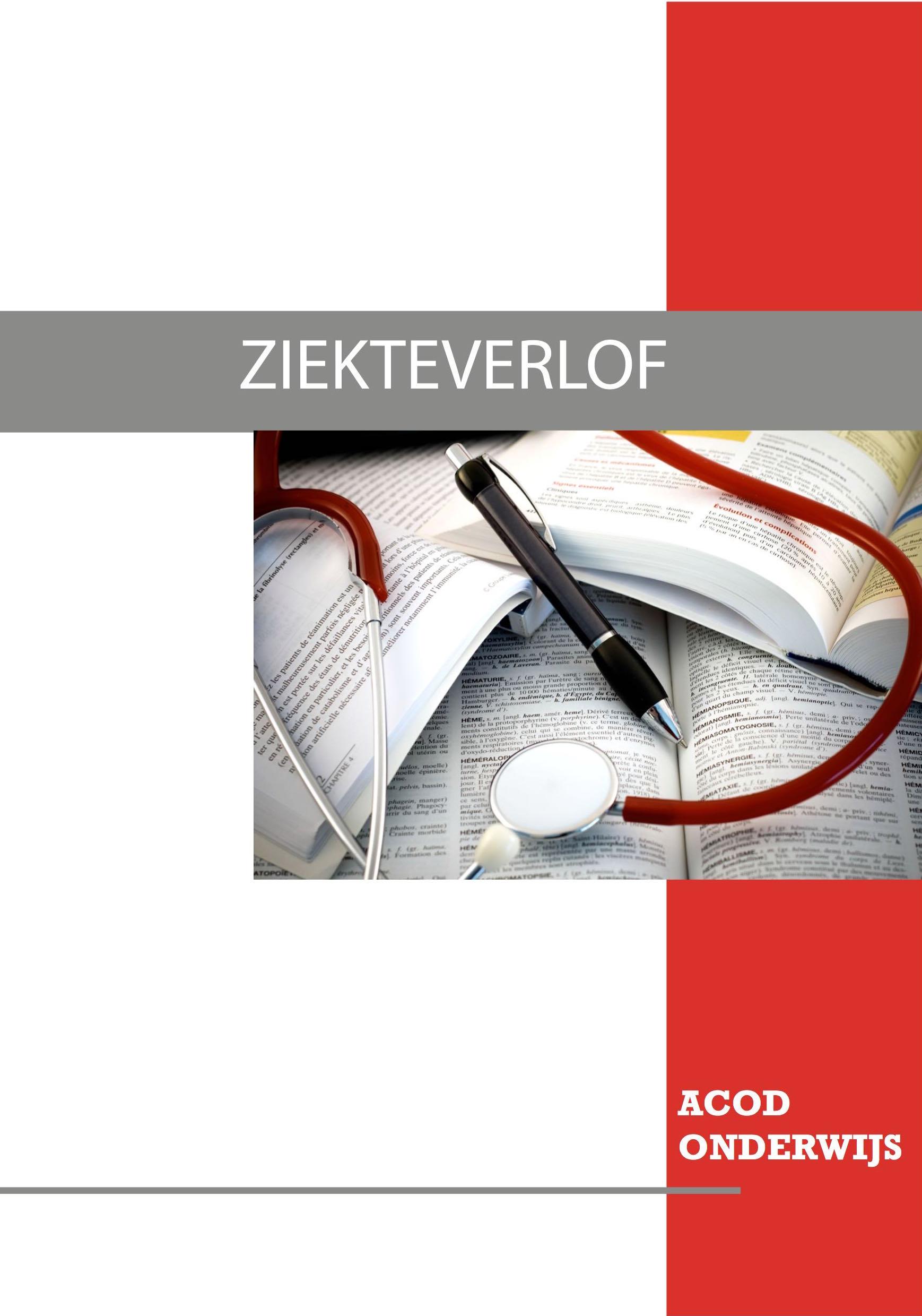 Brochure Ziekteverlof - voorpagina (light)
