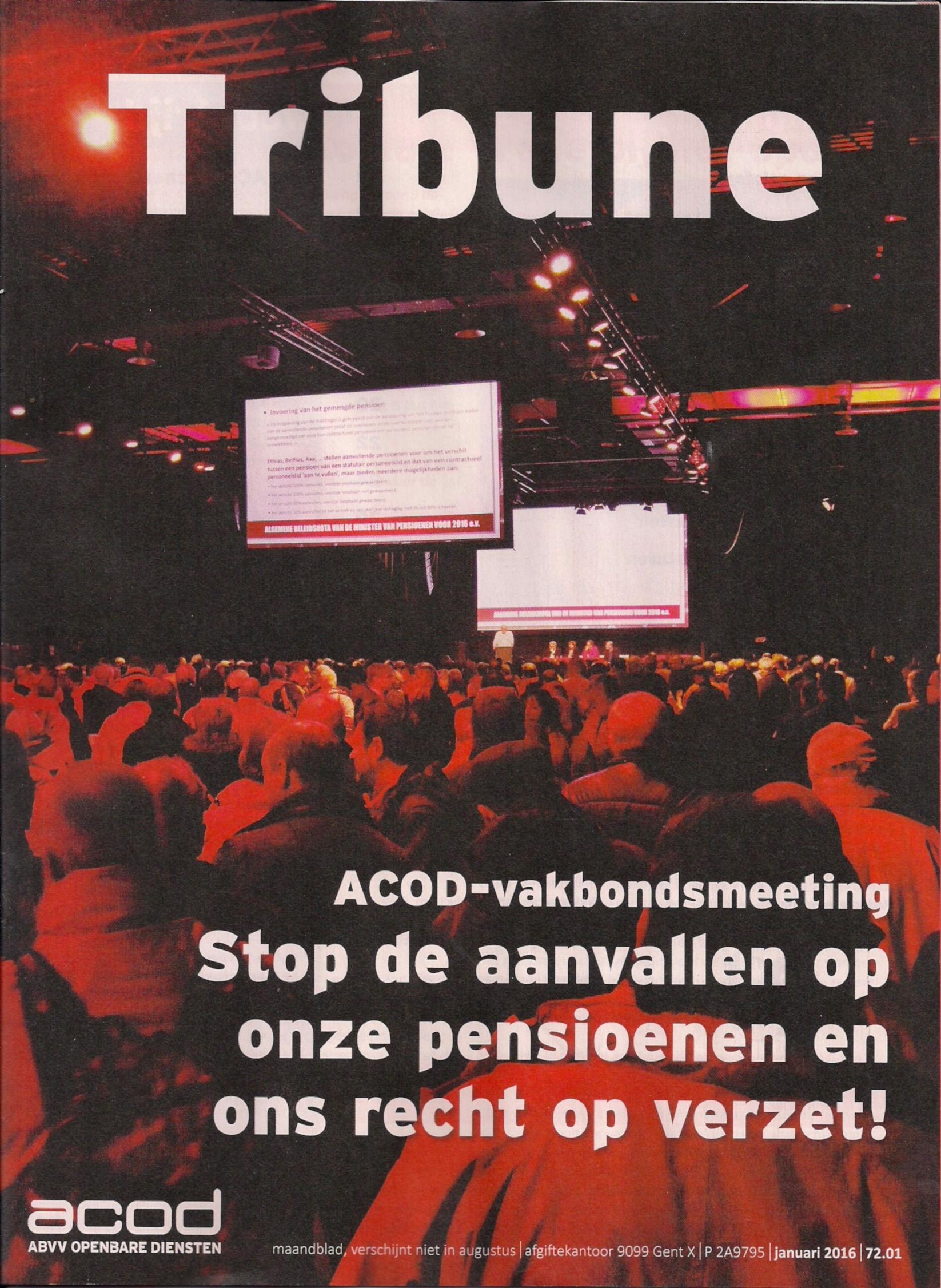 Tribune 1601