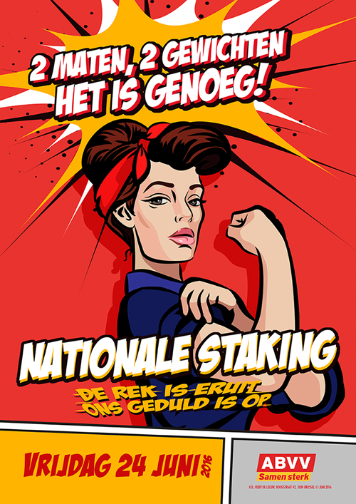 160624 - nationale staking - affiche